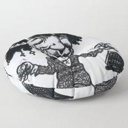 """""""Keef"""" Richards Floor Pillow"""