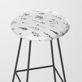 Wildflowers Bar Stool