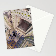 City Cage Stationery Cards