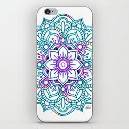 Mandala iPhone Skin