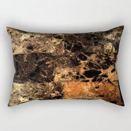 Light Marble Texture  Rectangular Pillow