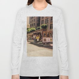 Downtown SF Long Sleeve T-shirt