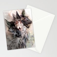 Sheep and Sheep dogs Stationery Cards