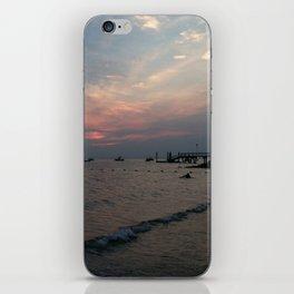 West Neck Sunset iPhone Skin
