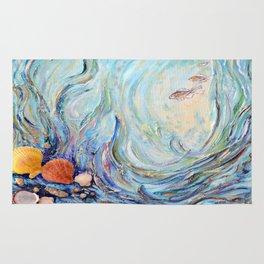 Undersea world Rug