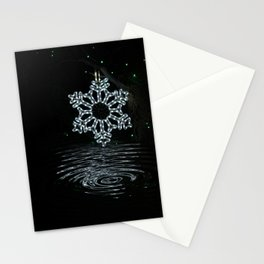 A Ripple of Christmas Cheer Stationery Cards