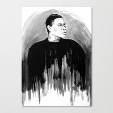 DARK COMEDIANS: Tracy Morgan Canvas Print