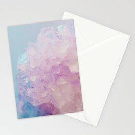 Magic Crystal Stationery Cards