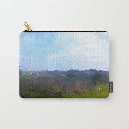 French Countryside, Early Spring Carry-All Pouch