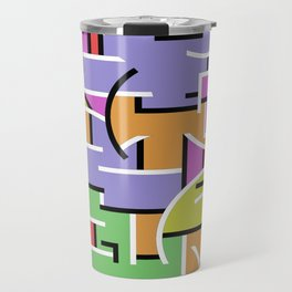 Segregation Of Colour Travel Mug