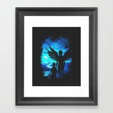 The Guardian Framed Art Print