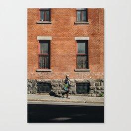 MONTREAL 2 Canvas Print