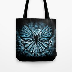 My Blue Butterfly Tote Bag
