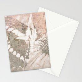 butterfly haze Stationery Cards