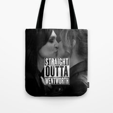 Straight Outta Wentworth Tote Bag