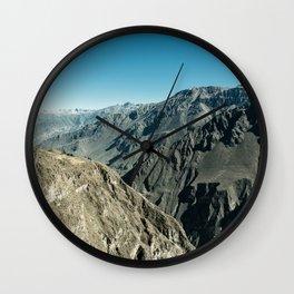 Colca Wall Clock