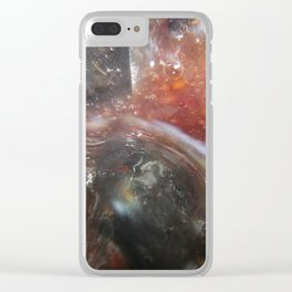 Took A Stab At It Clear iPhone Case