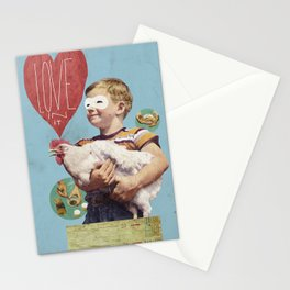 love in it Stationery Cards