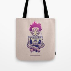 Eye Opener Tote Bag