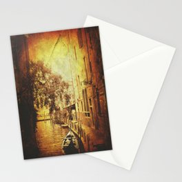 Romantic ride Stationery Cards