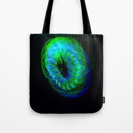 GLOW STICKS Tote Bag