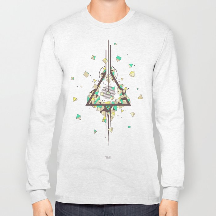 Discovering Higgs Boson Long Sleeve T-shirt