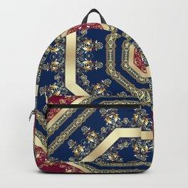 Oriental motifs Backpack