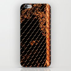 Fence iPhone & iPod Skin