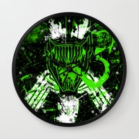 venom Wall Clocks featuring Venom by TheAsmek