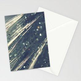 Rain Shower Stationery Cards