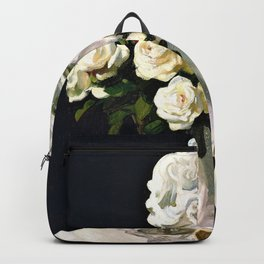 Pan is dead, still life - George Washington Thomas Lambert Backpack