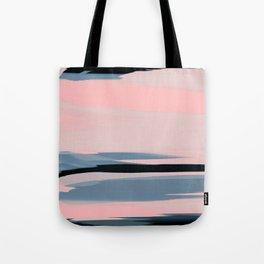 Soft Determination Peach Tote Bag