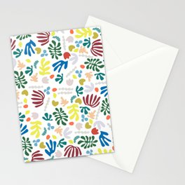 playing with matisse Stationery Cards