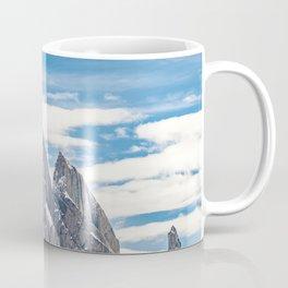 Cerro Torre. Parque Nacional Los Glaciares. Argentina Coffee Mug