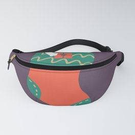 Merry Christmas Human! Fanny Pack