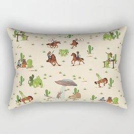 COWBOYS & ALIENS Rectangular Pillow