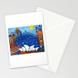 Sensational Sydney Stationery Cards