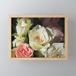 With Love and Forgiveness Framed Mini Art Print