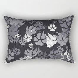Canine Camo URBAN Rectangular Pillow
