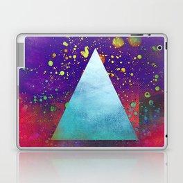 Triangle Composition V Laptop & iPad Skin