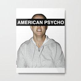 American Psycho - Britney Spears Metal Print