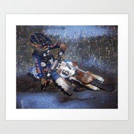 """"""" Stardust """" Art Print"""