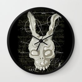 Frank's Prophecy Wall Clock