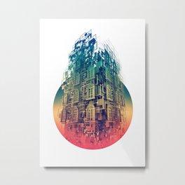 Conception Metal Print