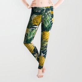 Light pineapple Leggings