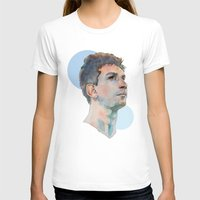 messi T-shirts featuring Lionel Messi by Megan Diño