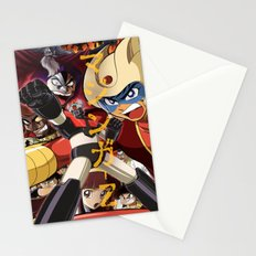 Manga 07 Stationery Cards