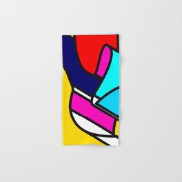 Abstract Art #5 Hand & Bath Towel