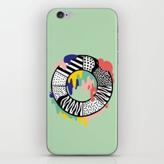 O for ... iPhone & iPod Skin