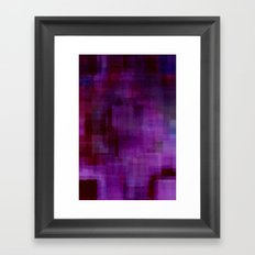 Purple#2 Framed Art Print